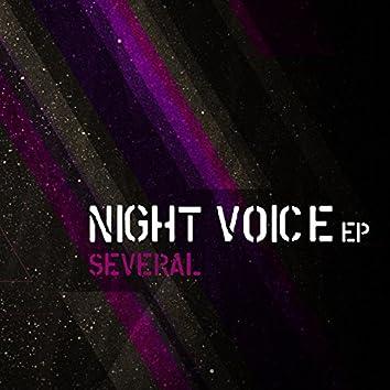 Night Voice EP