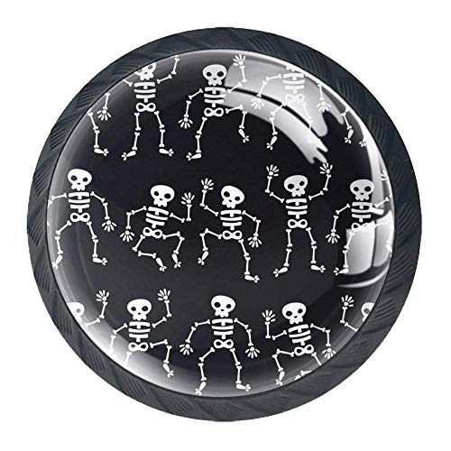 8cm ZKORN 3D Crystal Human Skeleton Model Paperweight Medical Crystal Stereo Model 5 3.1x2x2 Inches 5