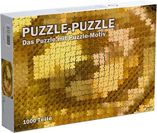 Puls entertainment 11111 Puzzle-Puzzle - 1000 Teile
