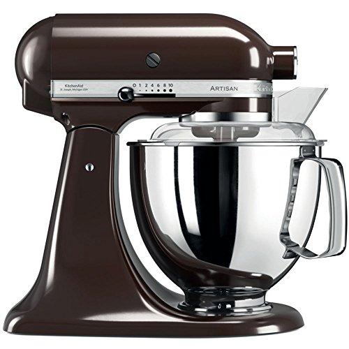 KitchenAid Küchenmaschine Artisan 4,8L Espresso