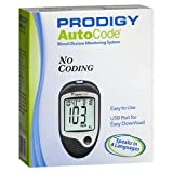Diagnostic Devices Prodigy Autocode Talking Blood Glucose Monitoring System