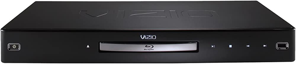 VIZIO VBR220 Blu-ray Disc Player with Wireless Internet Applications, Black