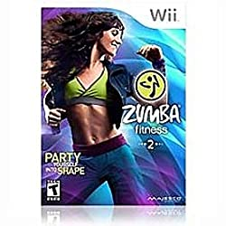 in budget affordable Zumba Fitness 2 – Nintendo Wii