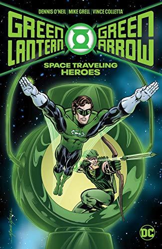 Green Lantern/Green Arrow: Space Traveling Heroes (Green Lantern (1960-1986))