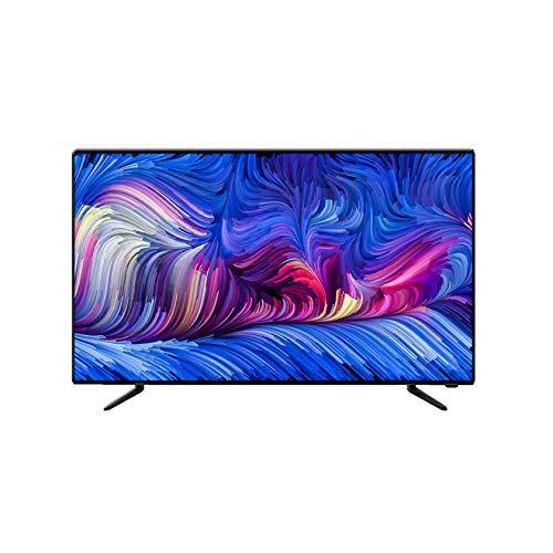 YINxy Televisores Smart TV 1080P LED HD Android TV Televisión de Pantalla Plana de Alta resolución HDMI incorporada Puertos VGA USB 32'42' 50'55' Clase Serie V