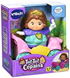 VTech - 217245 - Ttc - Daphnée La Princesse Adorée Et Son Carrosse