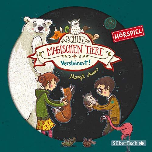Die Schule der magischen Tiere - Hörspiele 9: Versteinert! Das Hörspiel: 1 CD