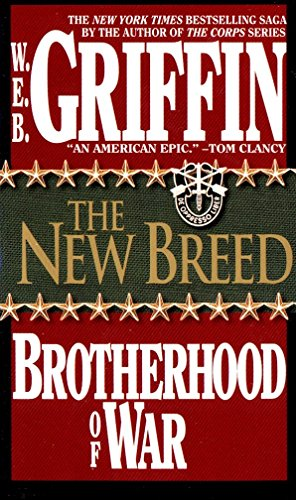 The New Breed (Brotherhood of War, Band 7)