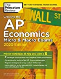 Cracking the AP Economics Micro & Macro Exams, 2020 Edition: Practice Tests & Proven Techniques to Help You...