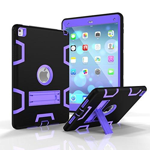 Copmob Kickstand - Funda iPad 6,Funda iPad Air 2,Resistente a los Golpes...
