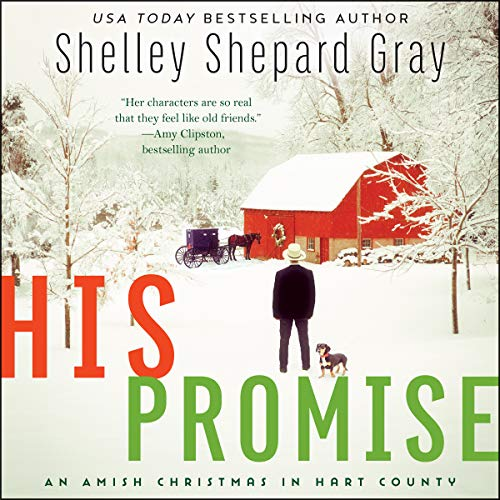 His Promise audiobook cover art