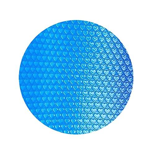YepYes Pool Schwimmen Rundbecken Solar-Abdeckungs-Schutz Wasserdicht Staub Pool Isolierung Film Home Pool Accessor 450CM