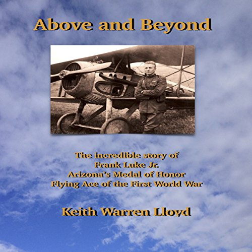 Above and Beyond Audiobook By Keith Warren Lloyd cover art