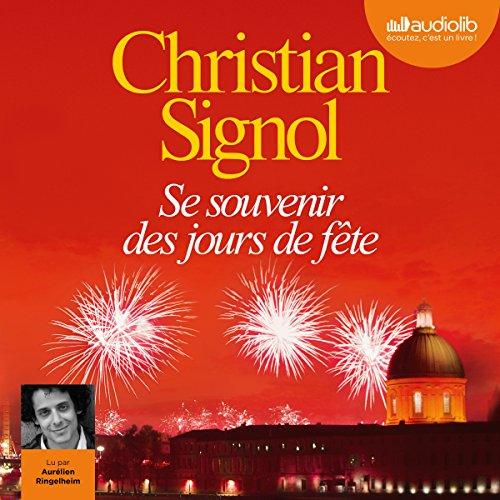 Se souvenir des jours de fête audiobook cover art