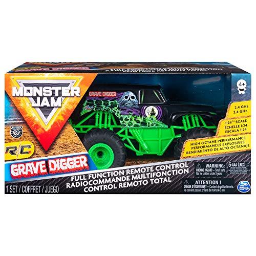 Monster Jam Radio Control Grave Digger 1:24 (BIZAK 61926681)