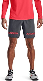 Under Armour mens Woven Graphic Wordmark Shorts Shorts