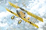 Roden Albatros D.II German Biplane Fighter Airplane Model Kit