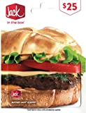 Jack in the Box Gift Card $25