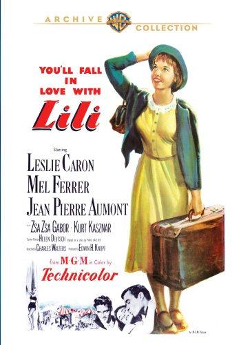 Lili / (Full Mono) [DVD] [Region 1] [NTSC] [US Import]
