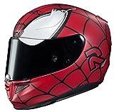 HJC RPHA 11 Pro Marvel Spiderman Casco MC-1SF (rosso, M)