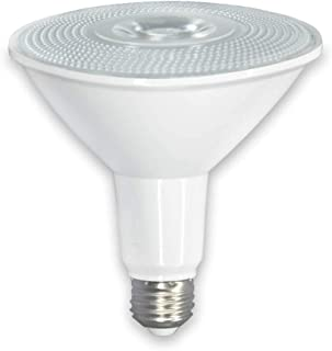 ECOL 30W PAR38 LED Spot Light Bulb, IP65 Both Outdoor and Indoor Use,200W About Equivalent, 2500lm, 5000K White, 40 Degree Beam Angle, Medium Base(E26), Tight Beam Angel Led Flood Light Bulb