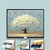Cuadro de lienzo Pintura Caja de medidor eléctrico Distribución decorativa Caja de protección Cubierta Ocultar Decoración sin marco