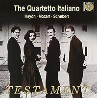 Haydn Mozart & Schubert Quartets