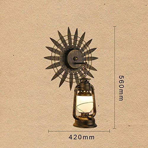 Generies Hotel Cafe Wohnzimmer Bar Wandleuchte Wanddekoration Lampen Vintage Industrie Windlichter Eisen Antike Ideen Wandlampe Mit Schalter