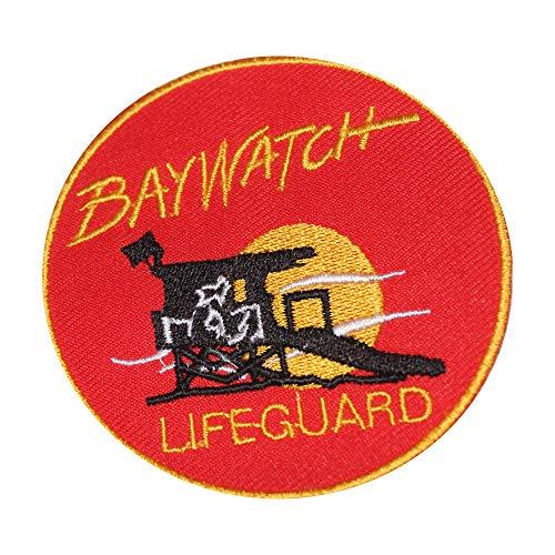 Baywatch Movie Aufnäher zum Aufbügeln/Aufbügeln