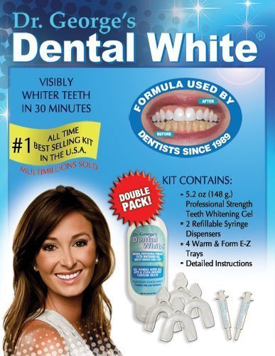 Dr. George's Dental White 'Whitening for Two'