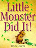 The Little Monster Did It