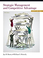 Strategic Management and Competitive Advantage Plus 2014 MyManagementLab with Pearson eText -- Access Card Package (5th Edition) 0133254151 Book Cover