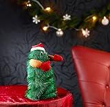 "infactory Singender, tanzender Weihnachtsbaum ""Swinging Xmas Tree"", 27 cm - 3"