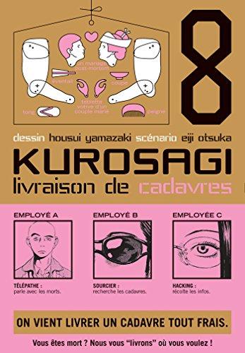 Kurosagi T08 : Livraison de Cadavres