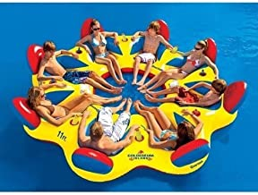 Best inflatable 8 person raft Reviews