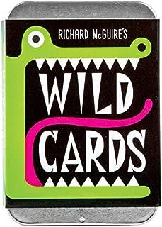 Chronicle Books Richard McGuire's Wild Cards