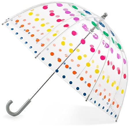 Hard hat umbrella