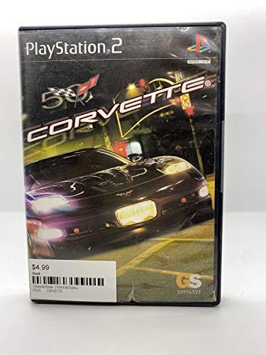 Corvette - PlayStation 2 [video game]