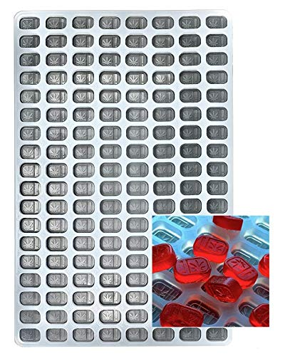 Best Price THC Gummy Mold - Universal Depositor OK & OR State Logo - 144 Cavities