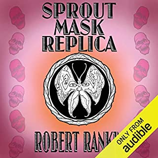 Sprout Mask Replica audiobook cover art