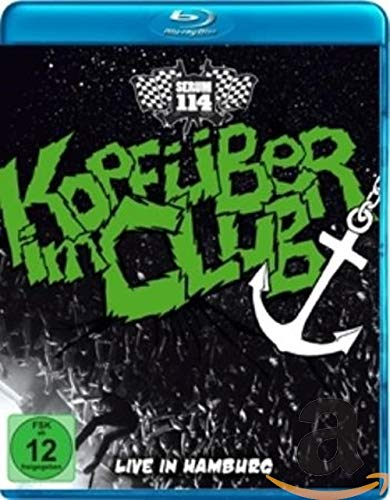 Serum 114 -Kopfüber im Club - Live in Hamburg  (+ 2 CDs) [Blu-ray]