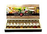 Gourmet Geschenkset edles Öl (10x40ml)