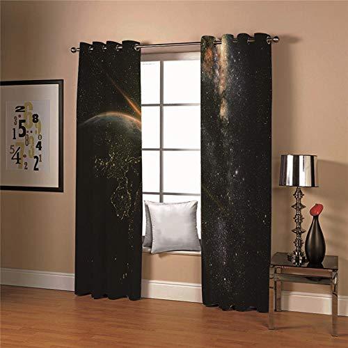 cortinas habitacion juvenil una pieza
