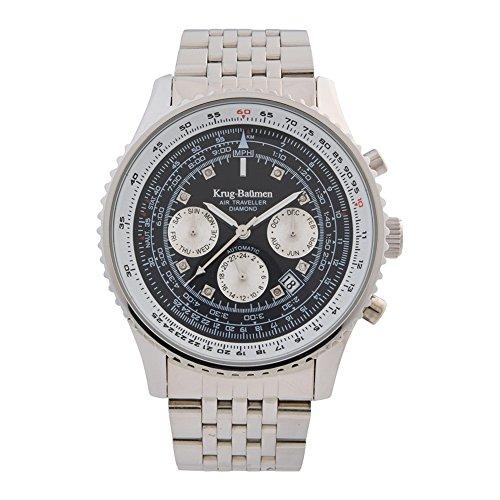 Krug-Baumen 600303DSA Herren Armbanduhr
