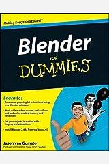 Blender For Dummies by Jason van Gumster (2009-02-03) Paperback