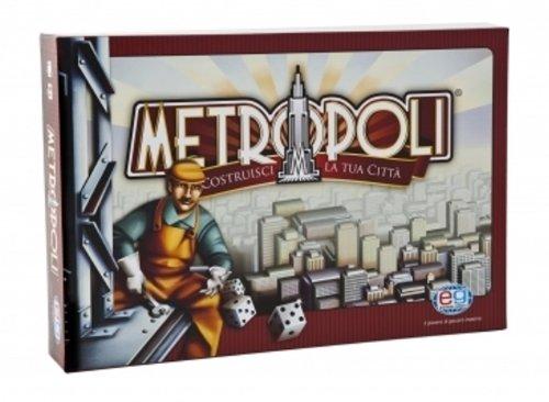 Grandi Giochi- EDITRICE Metropoli 01602 Giochi da Tavolo Classici per Tutti, Multicolore, 8001083016027