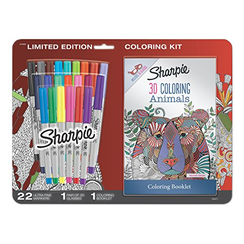 Sharpie Coloring Kit Permanent Marker (2016889)