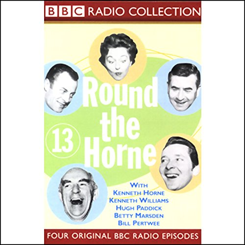 Round the Horne audiobook cover art