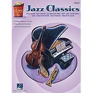 Jazz Classics: Trumpet [With CD]: 4 (Hal Leonard Big Band Play-Along) by Hal Leonard Publishing Corporation (Creator) (1-Jul-2008) Paperback