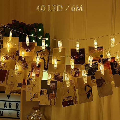 Clip Cadena de Luces LED